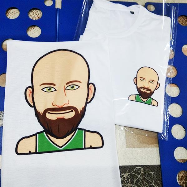 cinta-de-cuello-y-camiseta-con-impresión-de-emoji