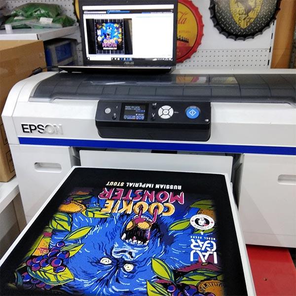 impresora digital textil