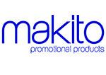logotipo de Makito